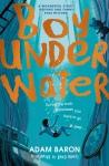Boy Underwater...