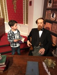 Lucas and Charles Dickens